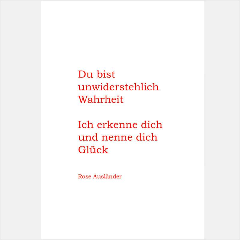 Rose Ausländer Zitate Wandel 2019 05 08